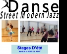 Stages danse modern jazz